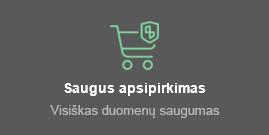 Saugus apsipirkimas