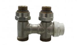 H ventilis radiatoriams tiesus, dvivamzdei sistemai, Vecolux 0530-50.000