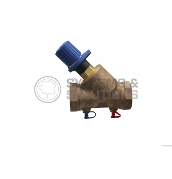 Balansinis vožtuvas stovams HONEYWELL DN50, KVS 45,3