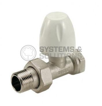 Uždarymo-reguliavimo ventilis DN20, tiesus, rankinio valdymo 3225N0505EC