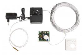 Automix 20 elektrinis programatorius su pavara, 24val, 230V, 5Nm, nuo patalpos temperatūros
