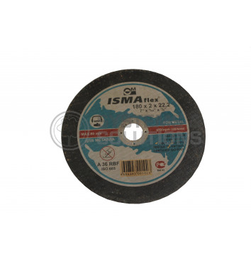 Pjovimo diskas 125x2,5x22 (betonui D54C)