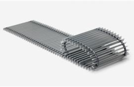 Grotelės konvektoriui 2000 mm (aliuminio)