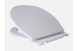 Unitazo sėdynė su dangčiu S-10,balta
