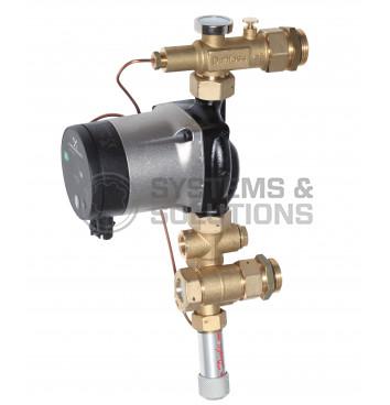 Maišymo mazgas grindiniam šildymui FHM-C8 Alpha2 15-60 siurblys (088U0098)
