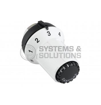 Termostatinė galva RAS-CK 5025 (M30x1,5 jungčiai) (013G5025)