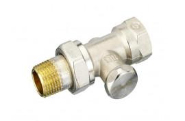 Uždarymo ventilis RLV-S be drenažo DN15, tiesus (003L0124)