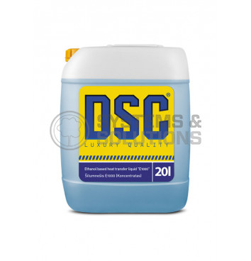 DSC Šilumnešis E1000 20l (Koncentratas)