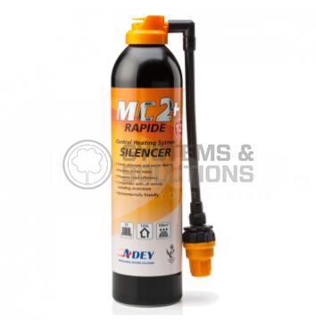 Šildymo katilų triukšmo slopintuvas MC2+ (300 ml, aerozolis)