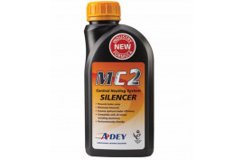 Šildymo katilų triukšmo slopintuvas MC2+ (500 ml, skystis)