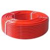 Vamzdis grindų šildymui 16X2PE-RT EVOH GALLAPLAST (raudonas)