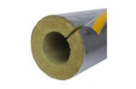 Paroc termoizoliacinis kevalas 28x30 (1,2m) (su aliuminio folija)