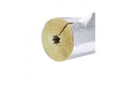 Paroc termoizoliacinis kevalas 12/18x30 COMBI (1,2m) (su aliuminio folija)