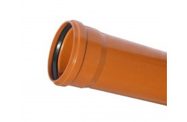Vamzdis DN160/6000/4,0 mm KGEM SN4 su mova