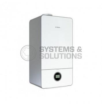 Dujinis kondensacinis katilas Bosch Condens GC2300iW15P, baltas (7736901536)