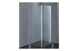Dviejų durų dušo sienelė ET-103, 900 x 900 x 1900 mm