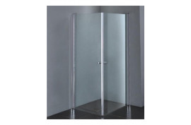 Dviejų durų dušo sienelė ET-103, 800 x 800 x 1900 mm