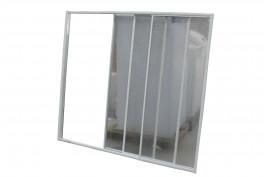 Sienelė voniai E-VPD 170/180 Dekor plastikas
