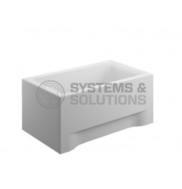 Vonia akrilinė Bioko 100x70 ( be sienelių)