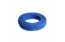 Apsauginis šarvas vamzdžiui d36x43 (mėlynas)