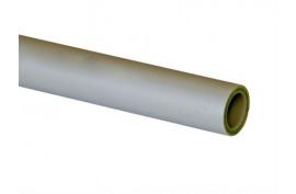 Vamzdis plonasienis 110x12,3 PN25 (su stiklo pluoštu)