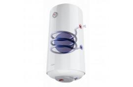 Vertikalus kombinuotas vandens šildytuvas AQUA HOT, 100 ltr. (Dešnininis)