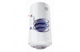 Vertikalus kombinuotas vandens šildytuvas AQUA HOT, 100 ltr. (Kairinis)