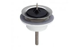 Išleidimo ventilis plautuvei 11/4x55 (su kamščiu, nerūdijančio plieno) Viega