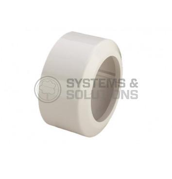 Apdaila WC alkūnei 2-jų dalių 110x165x90 (balta)