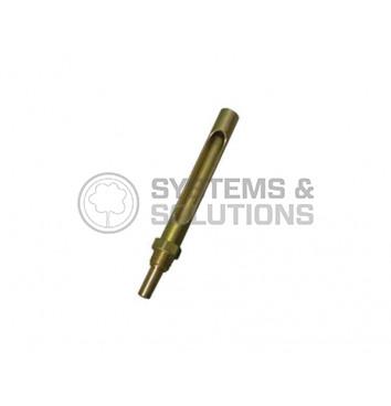 Įtvaras termometrui T200OT (žalvarinis iš.sr. 1/2) WATTS