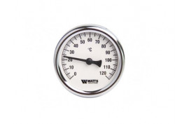 Bimetalinis termometras T80/50 WATTS