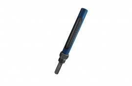 Spirito termometras su aliuminio įtvaru (iš.sr. 1/2, 150laipsn.)