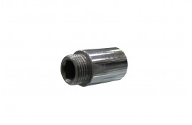 Prailginimas žalv. 3/4 40mm (chromuotas)